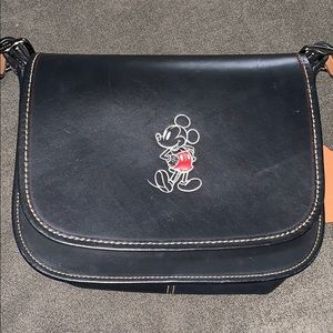 Disney Coach crossbody